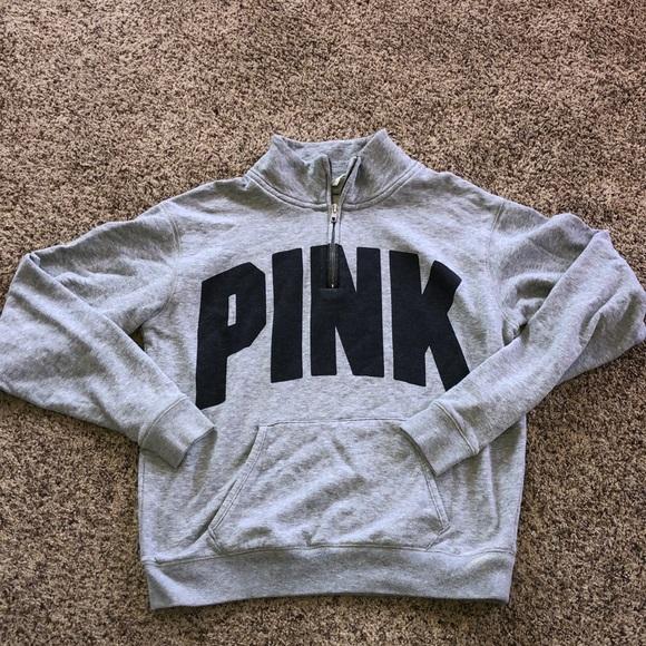 PINK Victoria's Secret Tops - PINK zip up